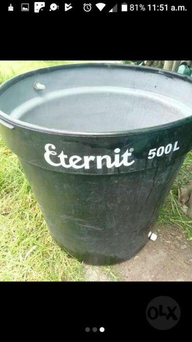 Tanque de Agua Eternit 500l