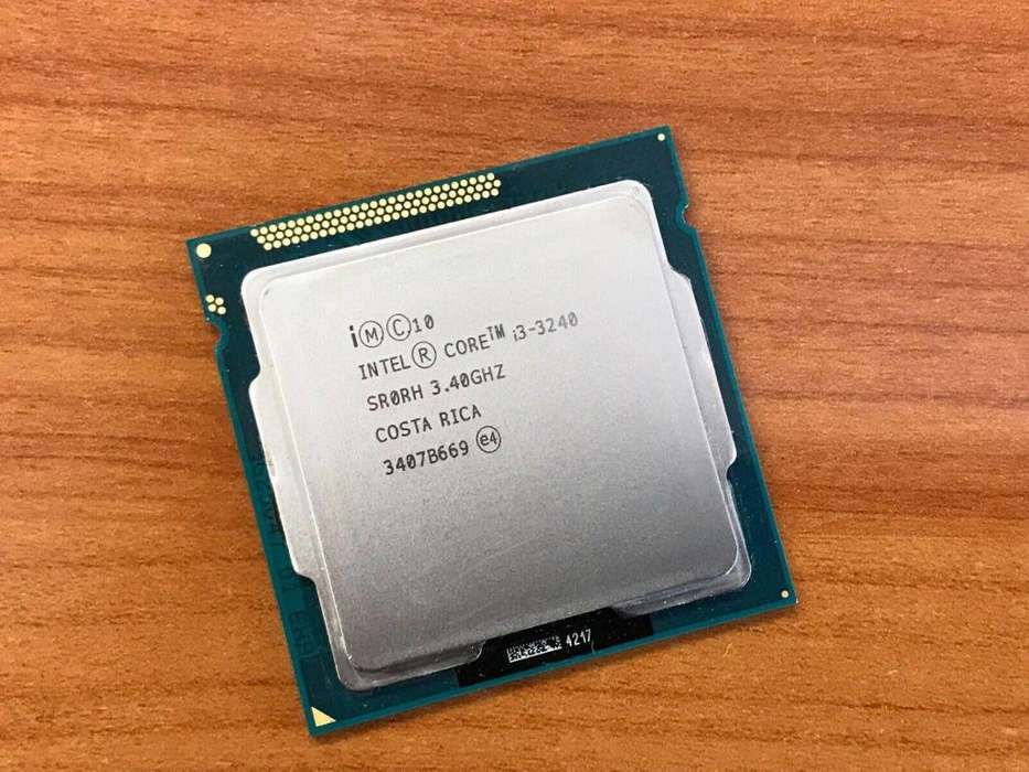 Procesador Intel Core i3 3240 3.40 Ghz Socket 1155
