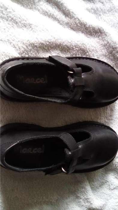 Zapatos escolares Marcel Talle 30, 31 y 32