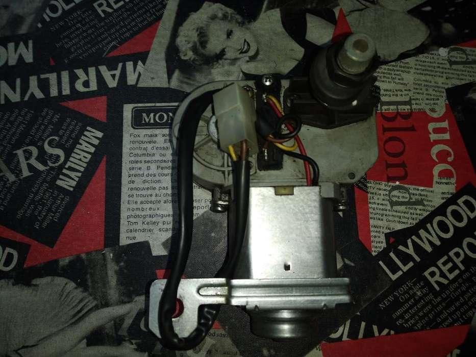 Motor Limpiaparabrisas Luneta Fiat 147