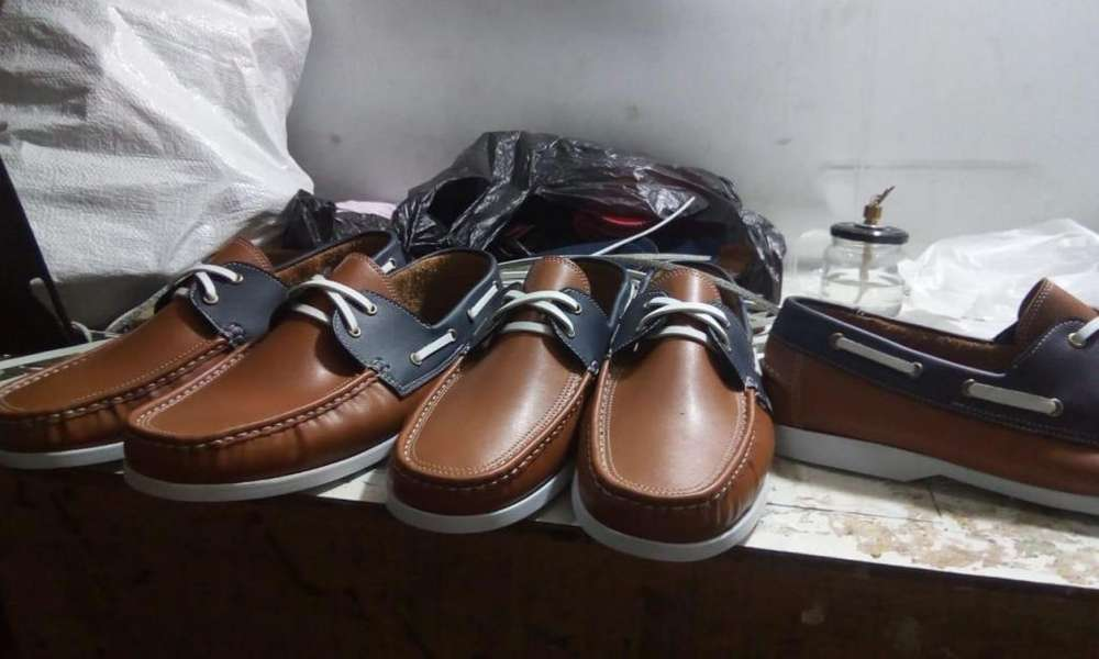 Zapatos Tipo Sperry