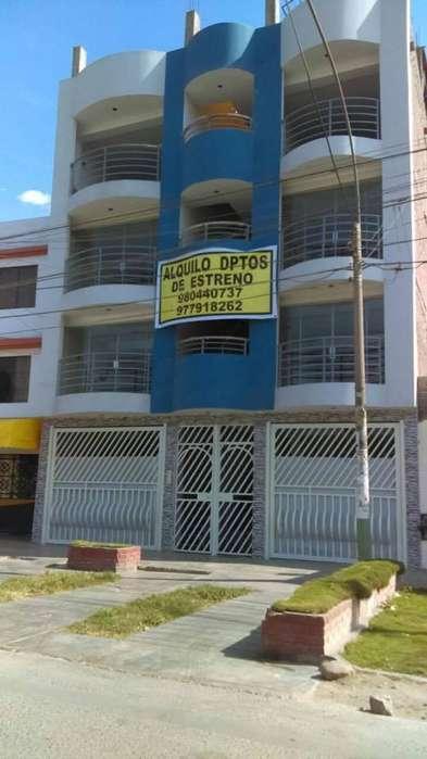 DEPARTAMENTOS DISPONIBLES en Los Olivos