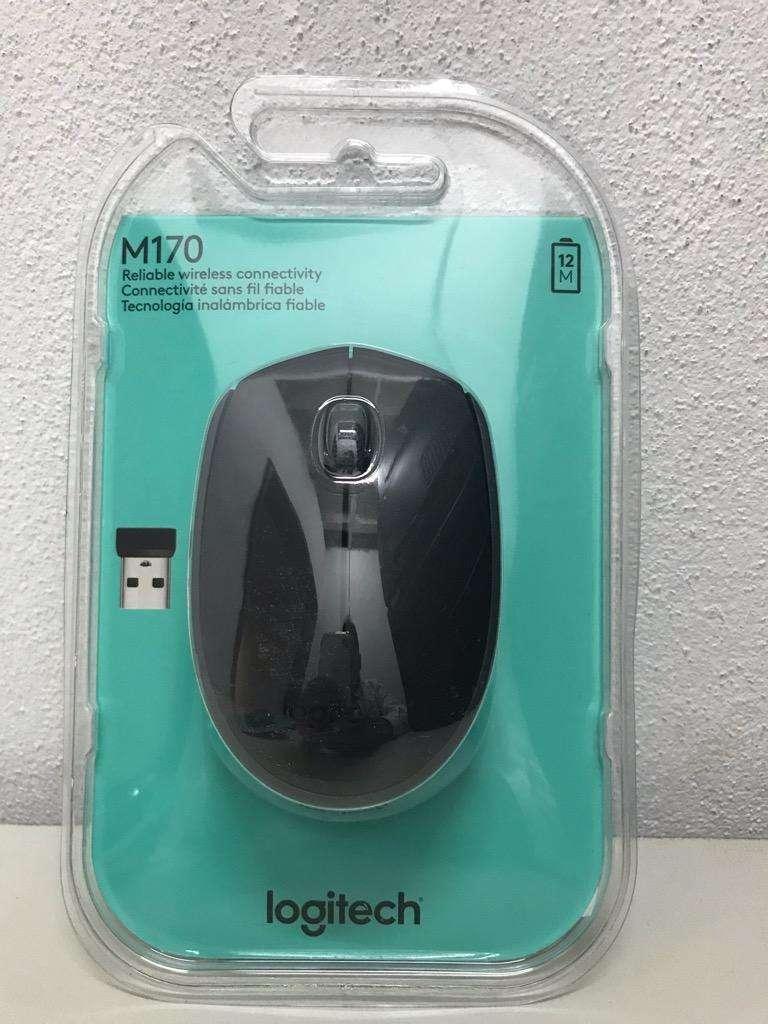 Mouse Inalambrico Logitech M170