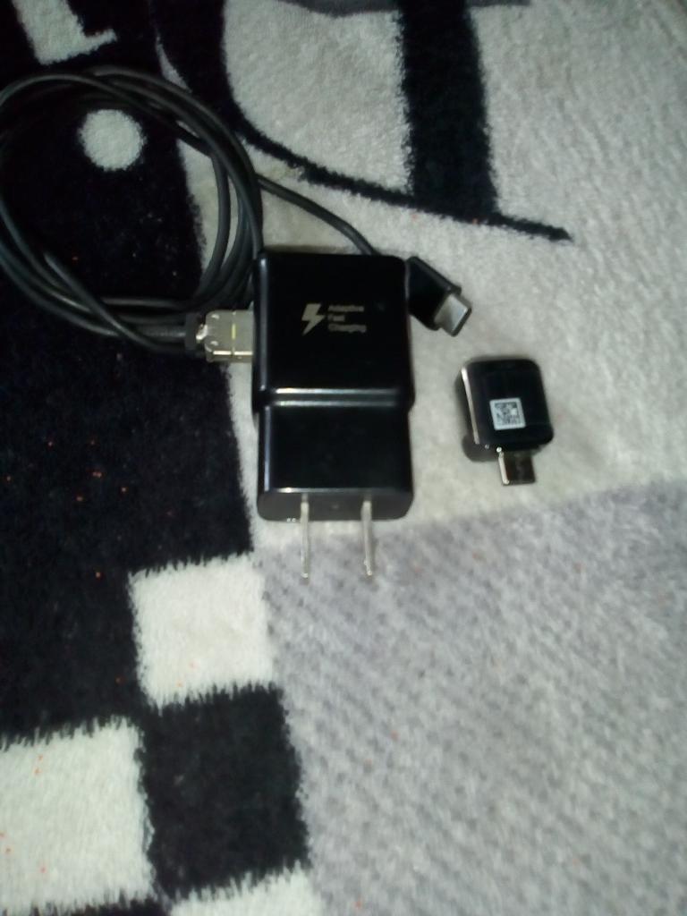 Cargador Samsung S8 Y Usb Connector