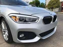 Vendo BMW 120i M Package 2016 54mil km. impecable, al dia