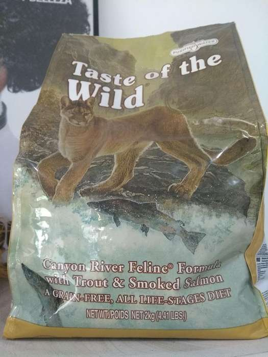 Taste Of The Wild Felino Salmon 2kg