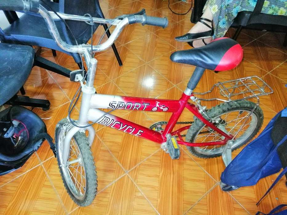 Bicicleta Ganga