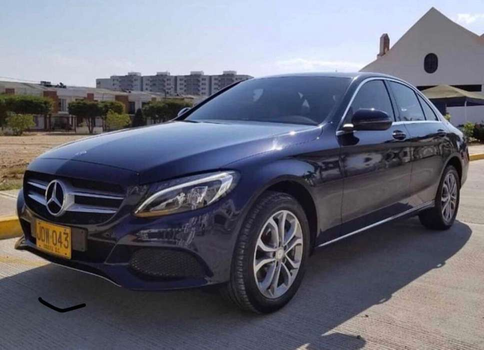 <strong>mercedes-benz</strong> Clase C 2017 - 15600 km