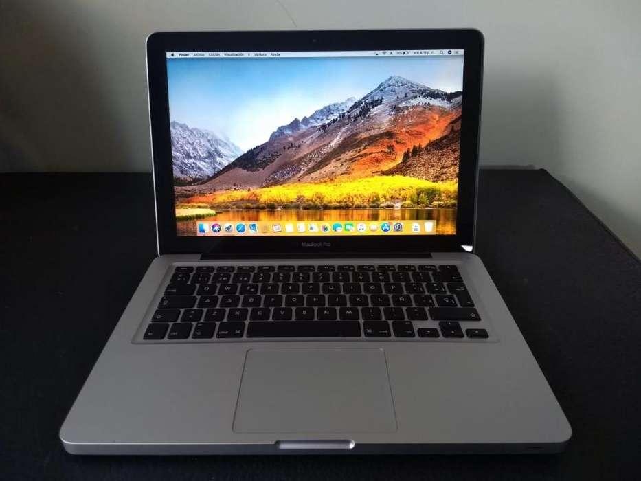Computador portatil MacBookPro 2012 core i5