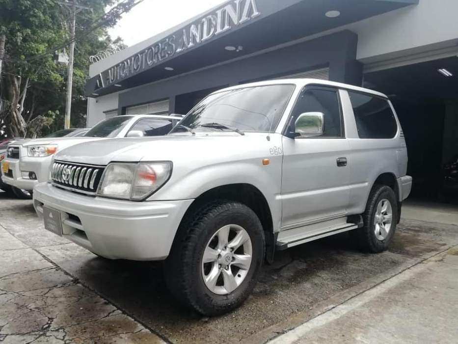 Toyota Prado 2005 - 114509 km