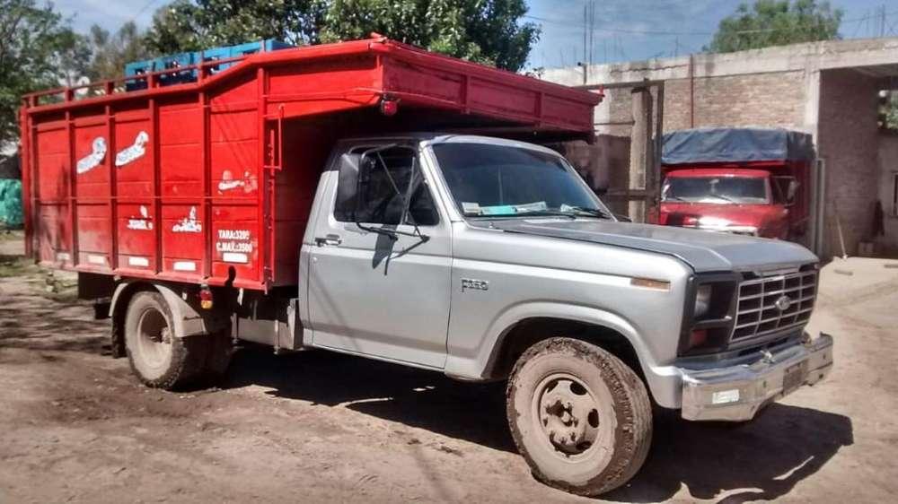 Vendo Ford 350 Años 1987