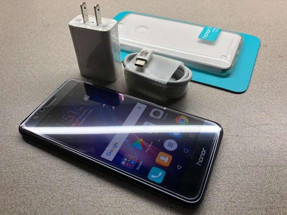 HUAWEI HONOR 8 NEGRO 32GB 4GB RAM CAM 12MPX LIBRE TODO OPERADOR ESTADO 10/10 GARANTÍA Y FACTURA LEGAL