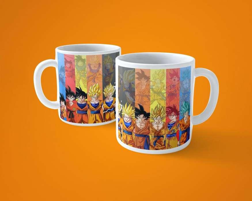 Pocillos Mugs Magicos y Caramañolas Personalizadas