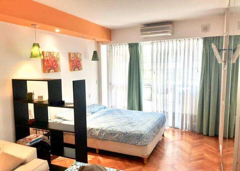 Alquiler Temporario Monoambiente, Coronel Diaz y Pacheco de Melo, Recoleta