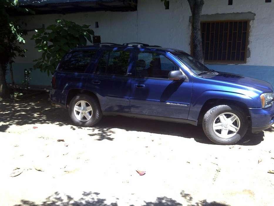 Chevrolet Trailblazer 2004 - 120 km
