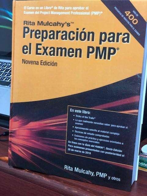 Libro Rita Mulcahy V9 fisico en español
