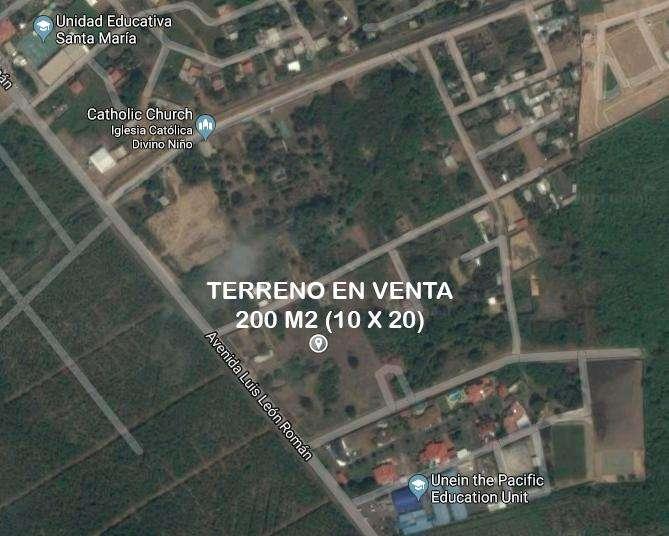 A pocos metros de la UNEIN DEL PACIFICO SE VENDE BUEN LOTE DE 200 M2 RELLENADO