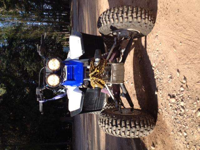 vendo Yamaha YFM Warrior 350 120.000.