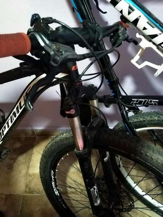 Bicicleta 9 Vel