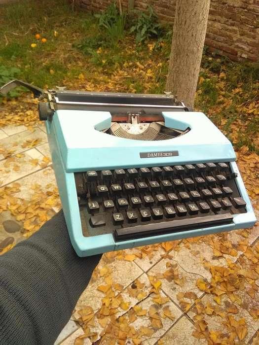 Mquina de escribir Impecable
