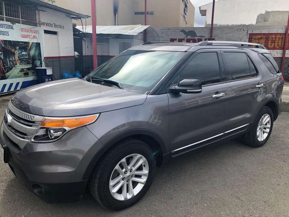Ford Explorer 2013 - 55000 km