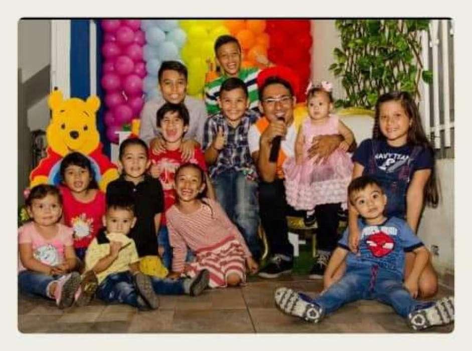 Recreación Y Animación Fiestas Infantile