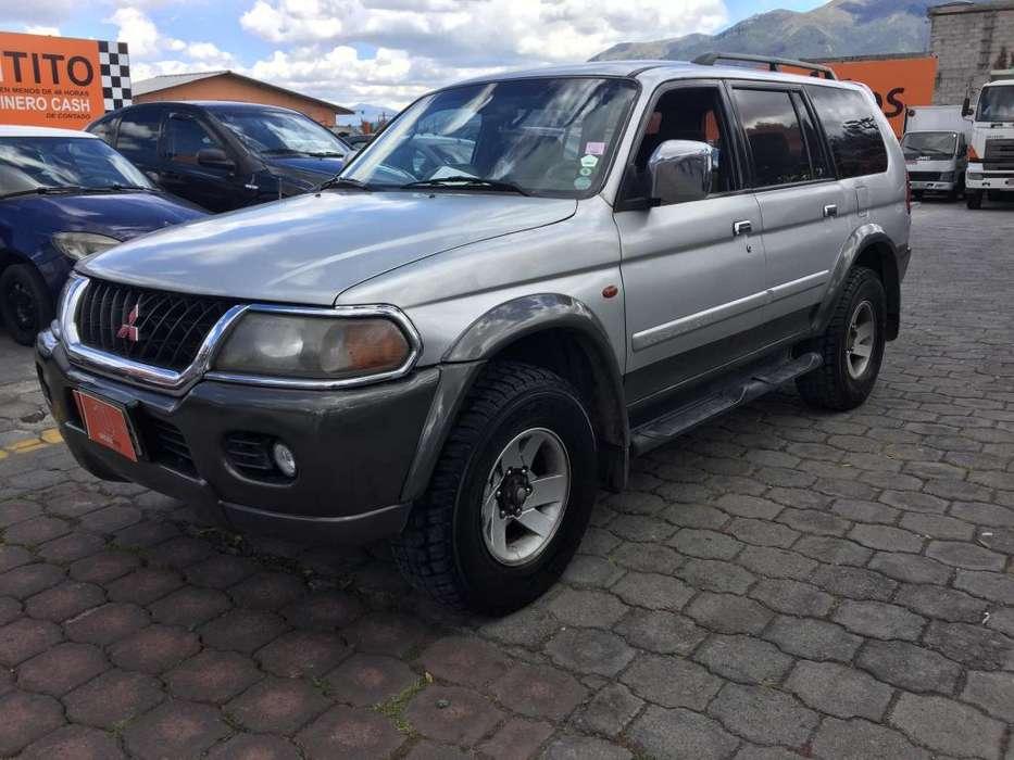Mitsubishi Montero 2003 - 218000 km
