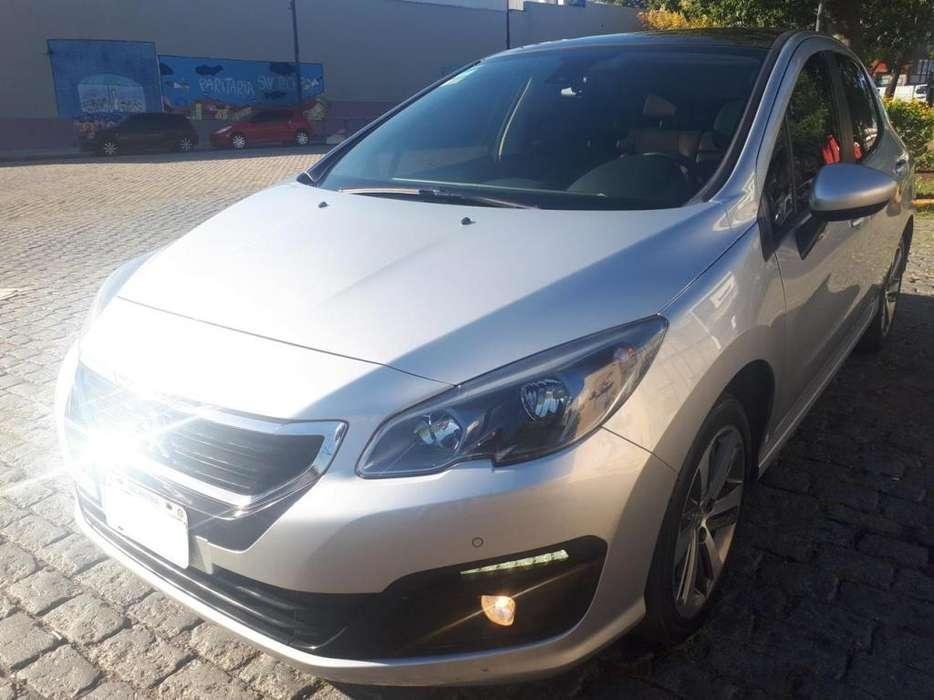 Peugeot 308 2016 - 48000 km