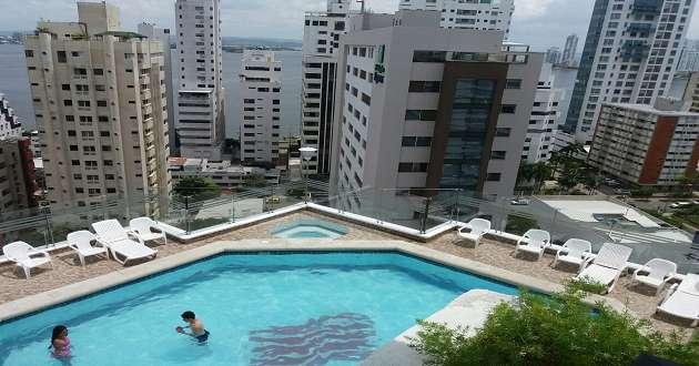 Apartamentos por dias Cartagena- Bocagrande