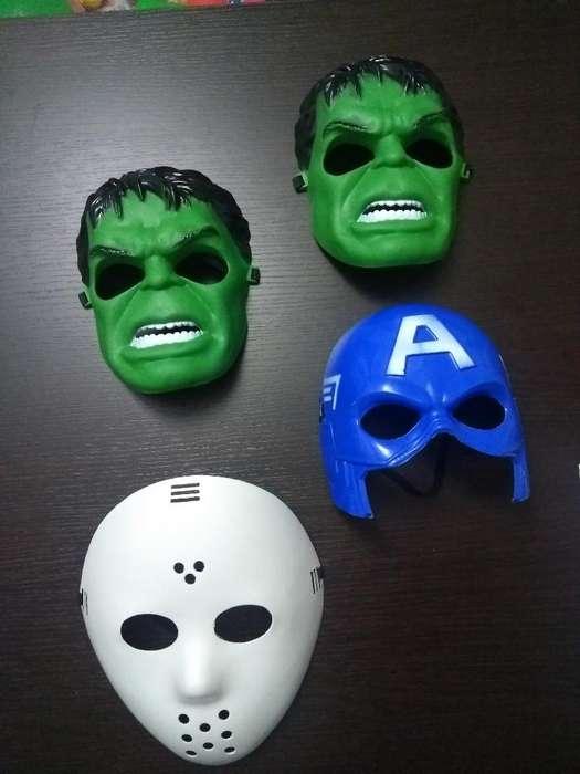 Vendo Mascaras para Halloween