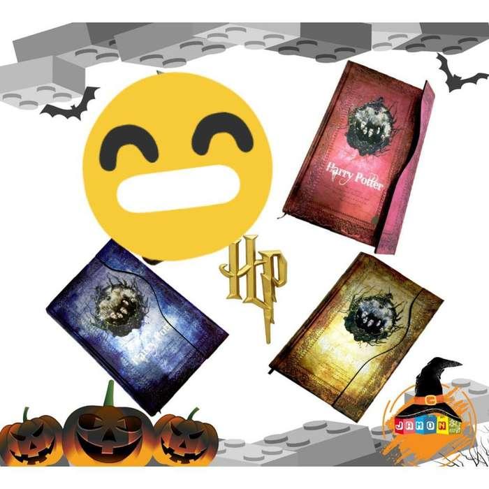 Libreta de Harry Potter Y Plumas, Varita