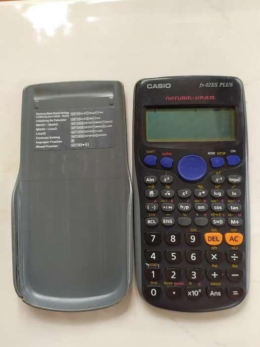Calculadora Científica Casio Fx-82 Plus