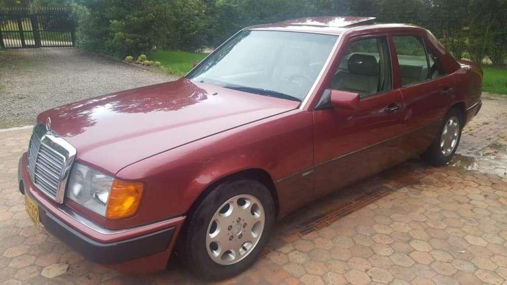 <strong>mercedes</strong>-Benz Clase E 1992 - 170000 km