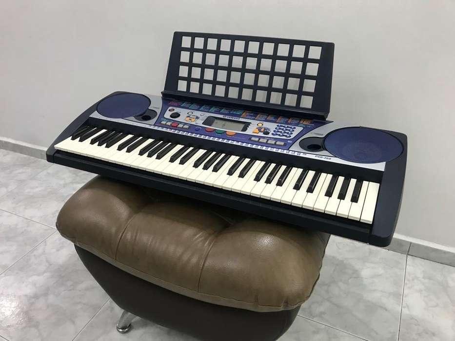 Organeta Yamaha Psr-260
