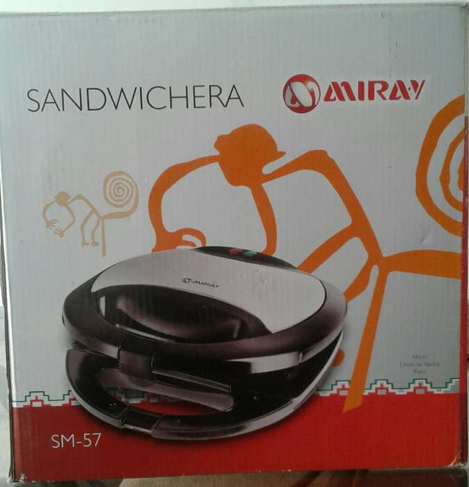 <strong>sandwichera</strong> Miray