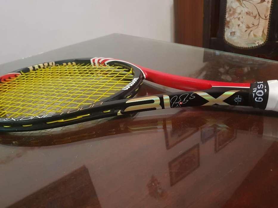 Raqueta Roger Federer