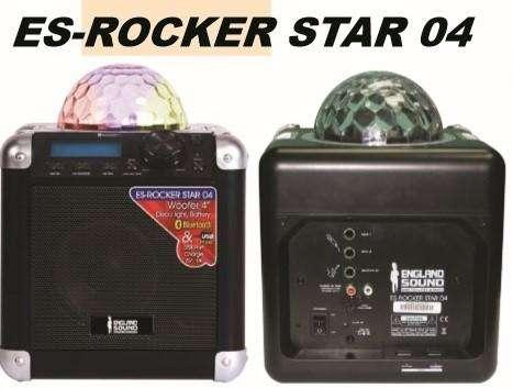 Parlante Led Es-rocker Star 04
