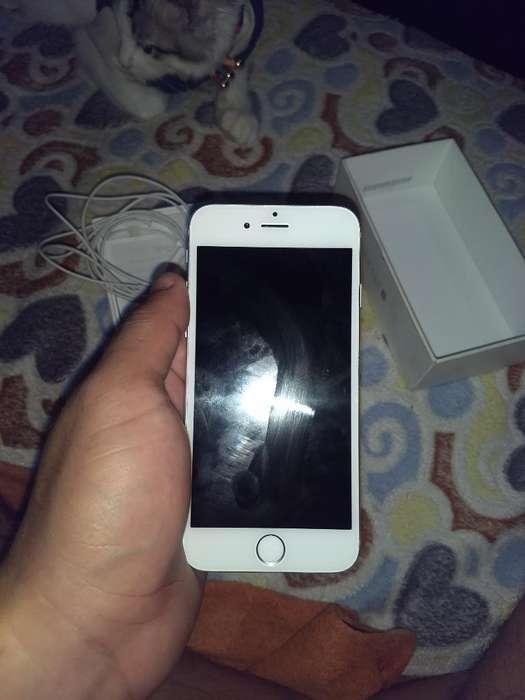 iPhone 6 Perfecto Estado en Caja