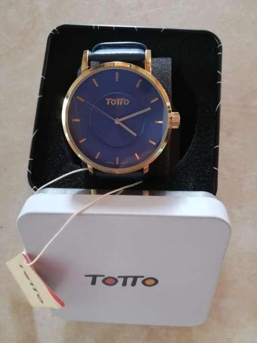 Reloj totto original