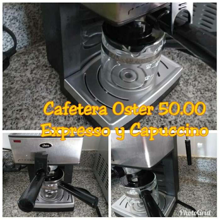Mini Cafetera Oster