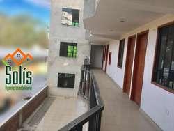 SOLÍS VENDE HOTEL EN CAJAMARCA