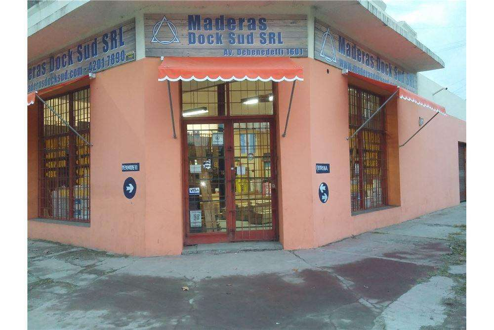 VENTA LOCAL/GALPON DOCK SUD