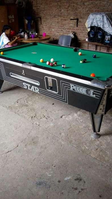 Vendo Mesa de Pool Profesional
