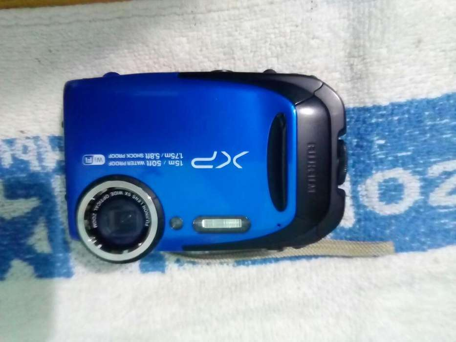 Camara Acuatica Fujifilm