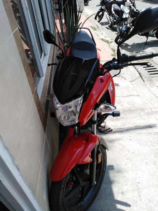 Se Vende Moto Como <strong>nueva</strong>
