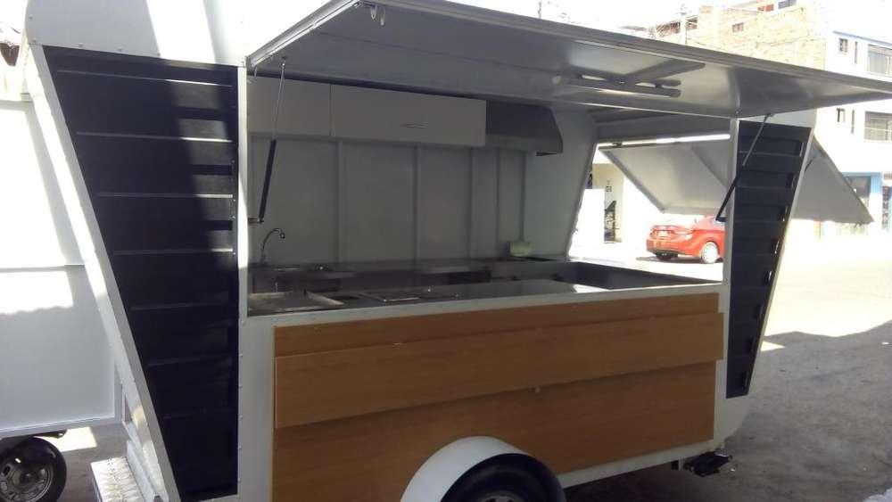 Alquiler de Food truck para cafeteria