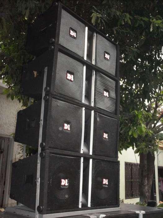 Cabinas array de 12
