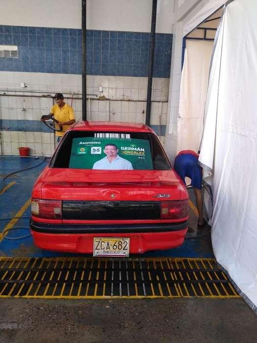 Mazda 323 1993 - 3100000 km