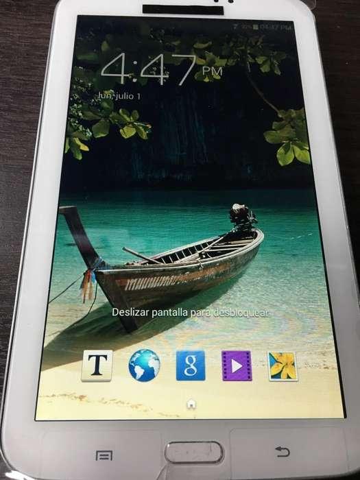Tablet Samsung Galaxy Sm T210R