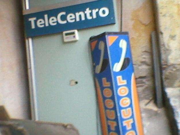VENDO 2 CABINAS DE TELEFONOS DE TELECENTRO